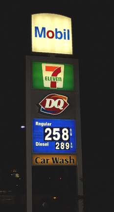 gas price war